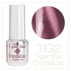 TigerEye CrystaLac #2