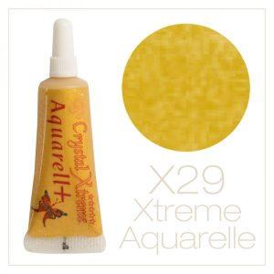 Aquarell Farbe X29
