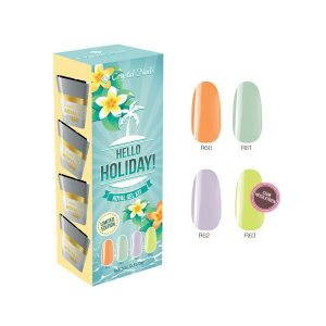 Royal Gel Kit - Hello Holiday Kit, 3 Bezahlen 1 Gratis dabei