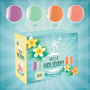 Powder Hello Holiday Kit