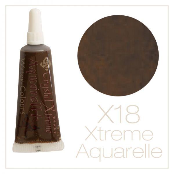 Aquarell Farbe X18