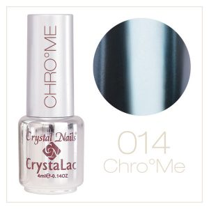 ChroME #14 CrystaLac SilberBlau