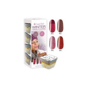 Royal Gel Kit - Trend Colors Winter