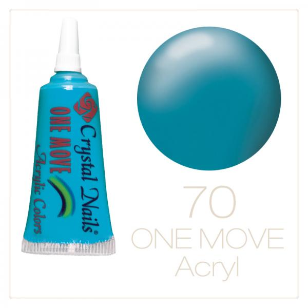 One Move Acrylic Color #70