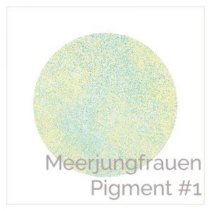 Meerjungfrauen Pigment #1