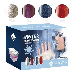 2015 Winter Bestseller Colors - Gel Set-0