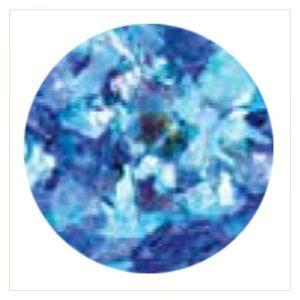 Nail Art - Eisfolie (hellblau)
