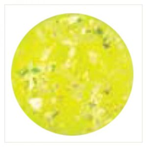 Nail Art - Eisfolie -gelb