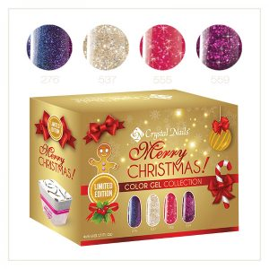 2015 Christmas Color Gel Kit