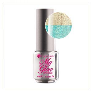My Glow CrystaLac - Glowy Silver