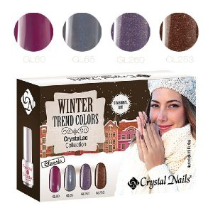 2015 Trend Colors Winter CrystaLac Set-0