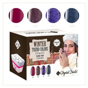 2015 Winter Trend Colors - Gel Set