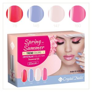 2016 Spring Summer Trend Colors Crystalac Kit