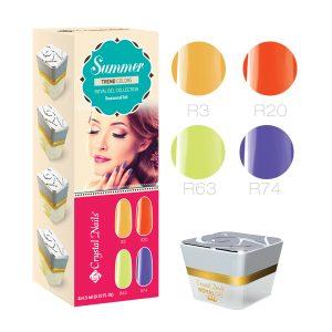 Royal Gel Kit - 2016 Spring-Summer Trend Colors