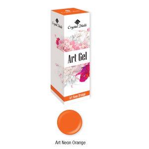 Art Gel (neon orange)