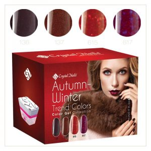 2016 Autumn-Winter Trend Color Gel Kit