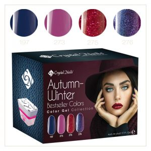 2016 Autumn-Winter Bestseller Color Gel Kit