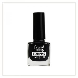 Stamping Lacquer Black