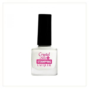 Stamping Lacquer White