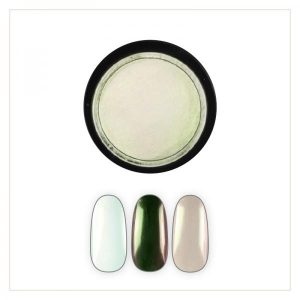 Chrome Mirror Pigment Powder, Multipearl 1