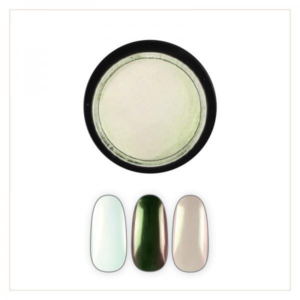 Chrome Mirror Pigment Powder, Multipearl 1
