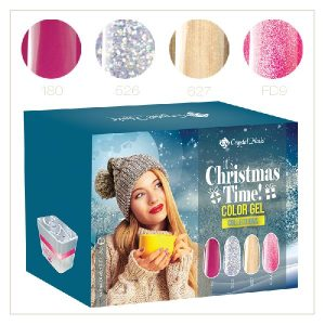 2016 It's Christmas Time Color Gel Kit