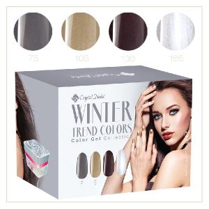 2016 Trend Winter Color Gel Kit