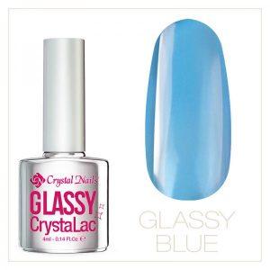 Glassy CrystaLac - Blue