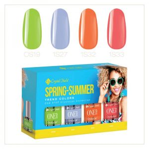 2017 Trend Colors Spring-summer One Step kit