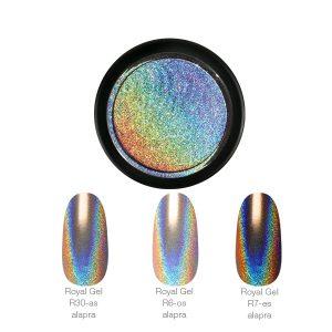 Chrome Mirror Pigment Powder, Super Holo