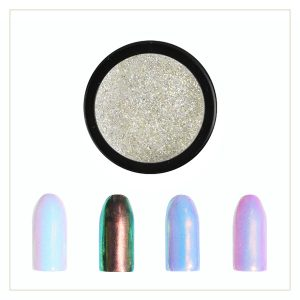 Chrome Mirror Pigment Powder, Aurora