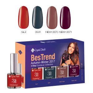 2017 BesTrend Herbst / Winter CrystalLac Kit