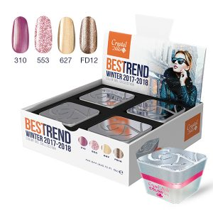 2017 / 2018 BesTrend Winter Color Gel Kit