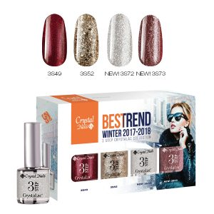 2017 / 2018 BesTrend Winter CrystalLac Kit