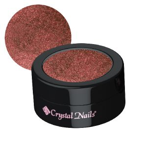 Chrome Mirror Pigment Powder, Rose Gold