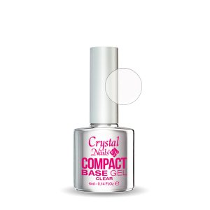 Compact Base Gel Clear, 4ml
