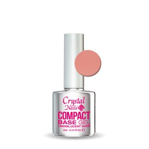 Compact Base Gel Translucent Nude, 4ml