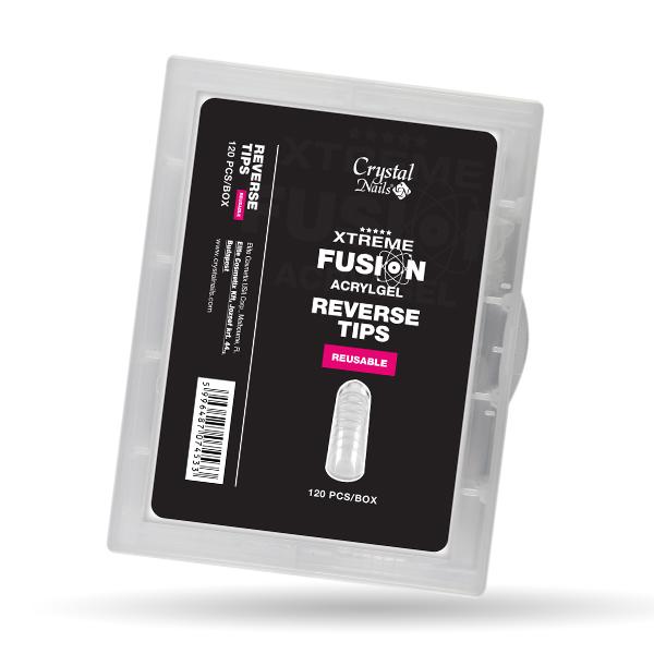 Tips für Xtreme Fusion Clear Gel, 120pcs
