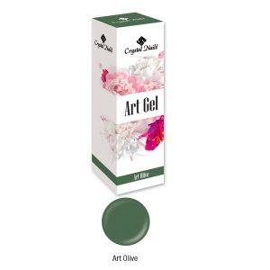 Art Gel - Olive