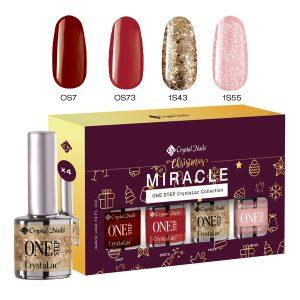 Christmas Miracle - One Step CrystaLac Kit