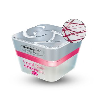 Bubblegum Gel ruby, 3ml