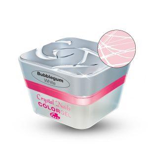 Bubblegum Gel white, 3ml