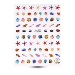 Nail sticker CA79