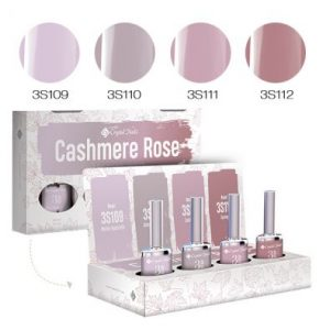 Cashmere Rose 3 Step Collection
