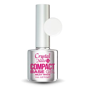 Compact Base Gel Milky White, 8ml