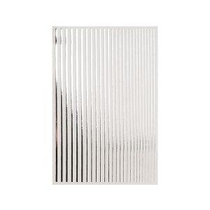 Magic Stripes Sticker - SILBER