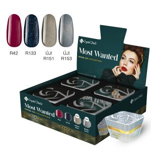 Most Wanted Royal Gel Collection Winter 2019