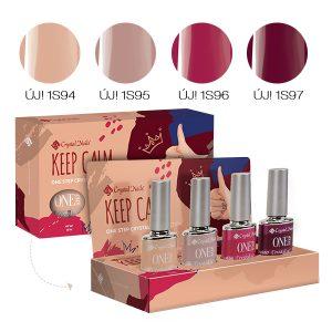 Keep Calm - 1Step Crystalac Kit