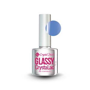 Glassy CrystaLac Blue