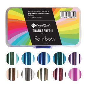 Transferfolie Rainbow